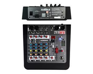 ZED-6 FX MIXER