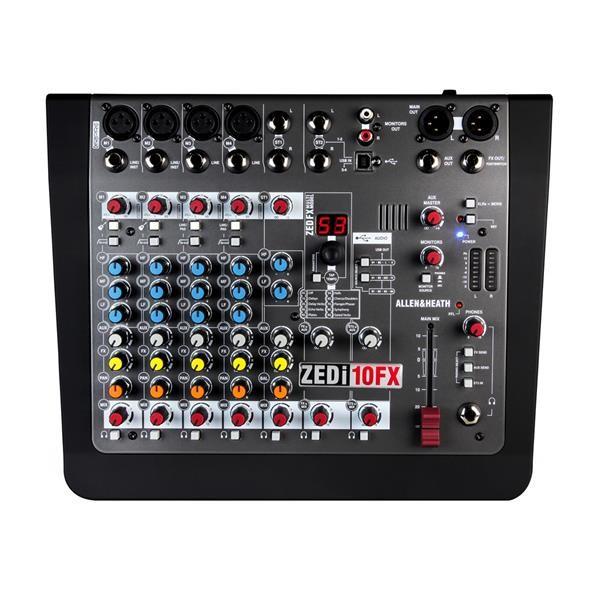 ZEDI10 FX MIXER