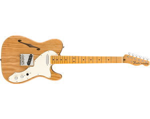 TELECASTER® AMERICAN ORIGINAL 60S THINLINE MN AGED NATURAL