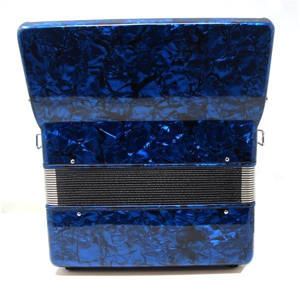PA26/48 2+4 DARK BLUE FISARMONICA