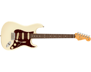 STRATOCASTER® AMERICAN PRO II RW OLYMPIC WHITE