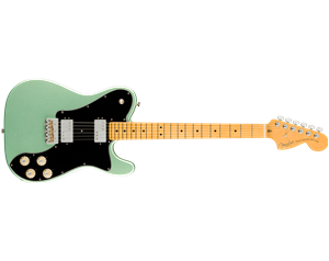 TELECASTER® AMERICAN PRO II DELUXE MN MYSTIC SURF GREEN