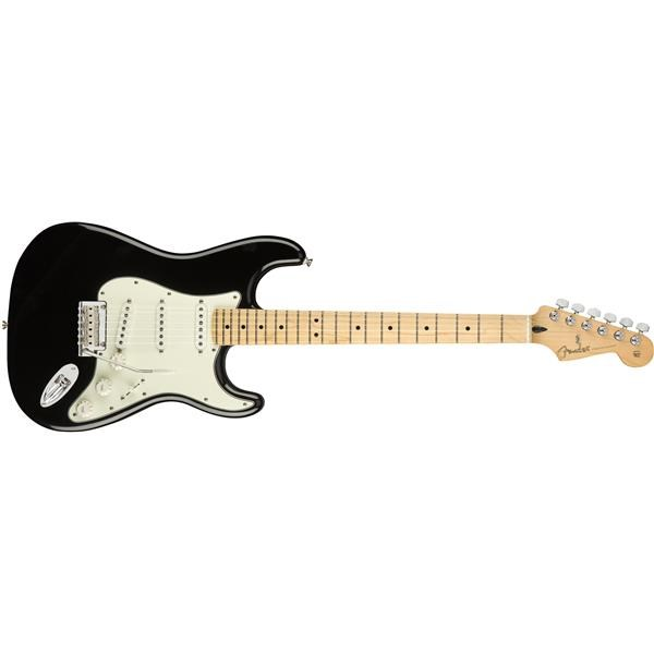 STRATOCASTER® PLAYER MN BLK