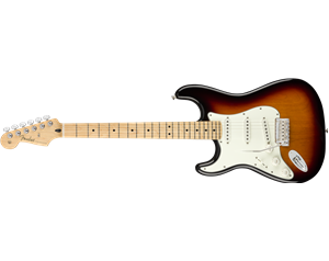 STRATOCASTER® PLAYER LH MN 3TS