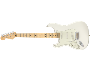 STRATOCASTER® PLAYER MN PWT LEFT HAND