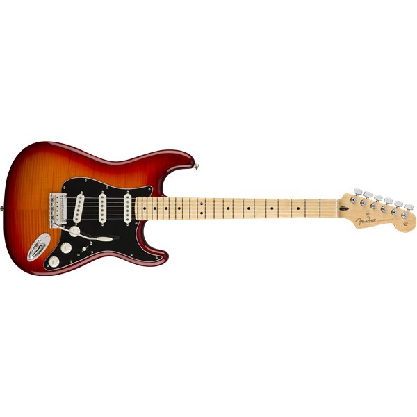 STRATOCASTER® PLAYER PLUSTOP MN ACB
