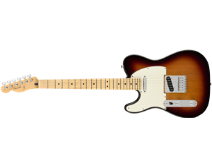 TELECASTER® PLAYER MN 3TS LEFT HAND