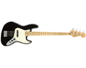 JAZZ BASS® PLAYER MN BLACK