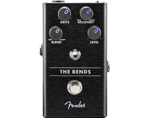 THE BENDS COMPRESSOR PEDALE