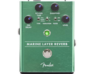 MARINE LAYER REVERB PEDALE