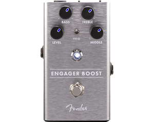 ENGAGER BOOST PEDALE