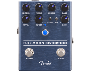 FULL MOON DISTORTION PEDALE