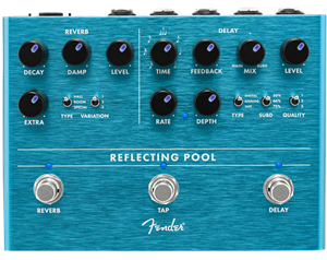 REFLECTING POOL DELAY REVERB