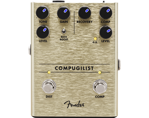 COMPUGILIST COMPRESSOR DISTORTION