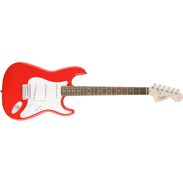 STRATOCASTER® AFFINITY LRL RACE RED