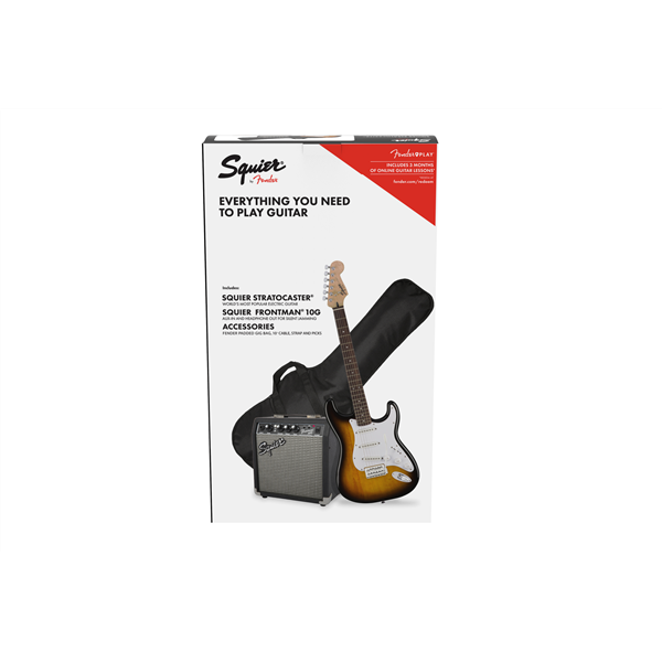 STRATOCASTER® PACK BSB 10G