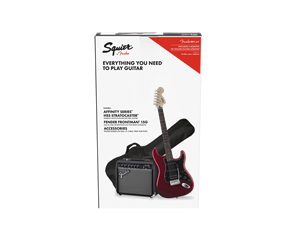 STRATOCASTER® PACK AFFINITY HSS CAR GB