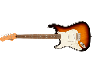 STRATOCASTER® CLASSIC VIBE 60S LH 3TS