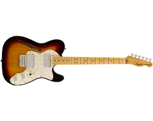 TELECASTER® THINLINE CLASSIC VIBE 70S MN