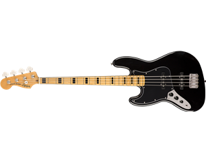JAZZ BASS® 70S CLASSIC VIBE LH MN BLK