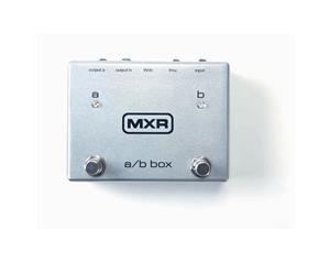 M196 A/B BOX PEDALE