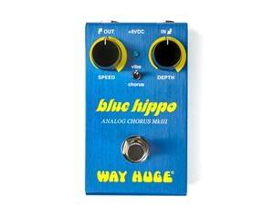 WM61 MINI BLUE HIPPO ANALOG CHORUS
