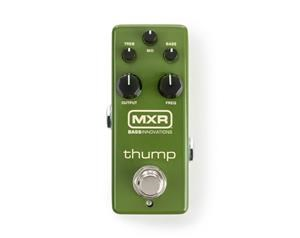 M281 THUMP BASS PREAMP PEDALE