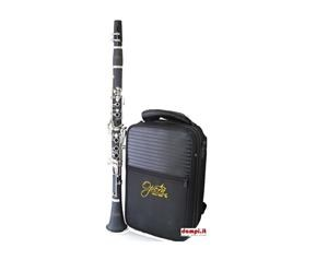 OP10N CLARINETTO BB CHIAVI NICHELATE