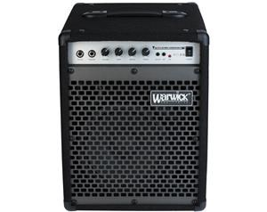"BLUE CAB 20 - COMBO BASS AMP, PASSIVE AND ACTIVE INPUTS, 20 WATT, 8"" BASS DRIVER,"