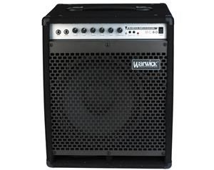 "BLUE CAB 80 COMBO BASS AMP, PASSIVE AND ACTIVE INPUTS, 80 WATT, 12"" BASS DRIVER,"