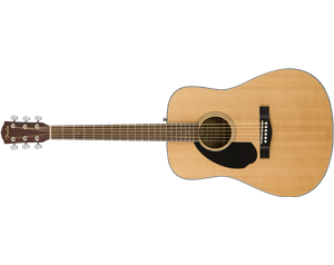 CD-60S LEFTHAND NATURAL ACUSTICA
