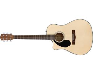 CD-60SCE NATURAL DREADNOUGHT LH