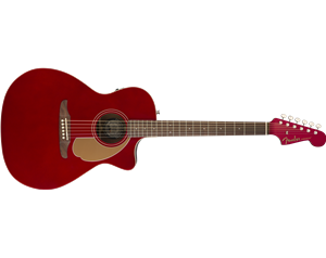 NEWPORTER PLAYER CANDY APPLE RED ACUSTICA