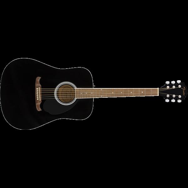 FA-125 DREADNOUGHT BLACK WALNUT
