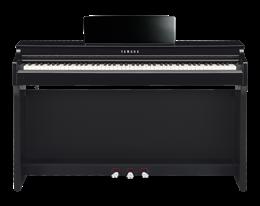 CLP625B SATIN BLACK PIANOFORTE DIGITALE