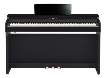 CLP625B SATIN BLACK PIANOFORTE DIGITALE