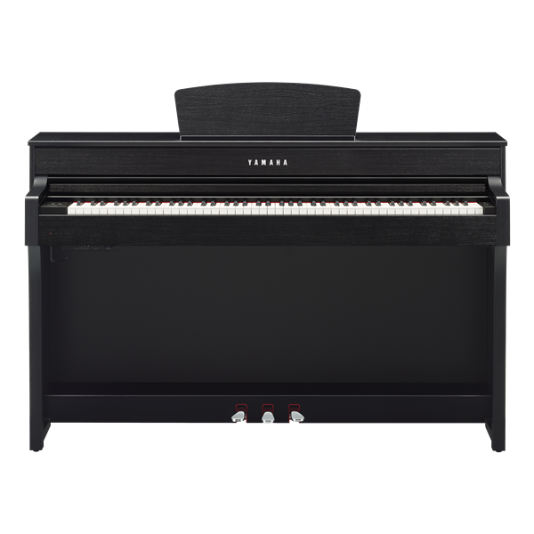 CLP635B SATIN BLACK PIANOFORTE DIGITALE