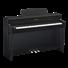 CLP645B SATIN BLACK PIANOFORTE DIGITALE