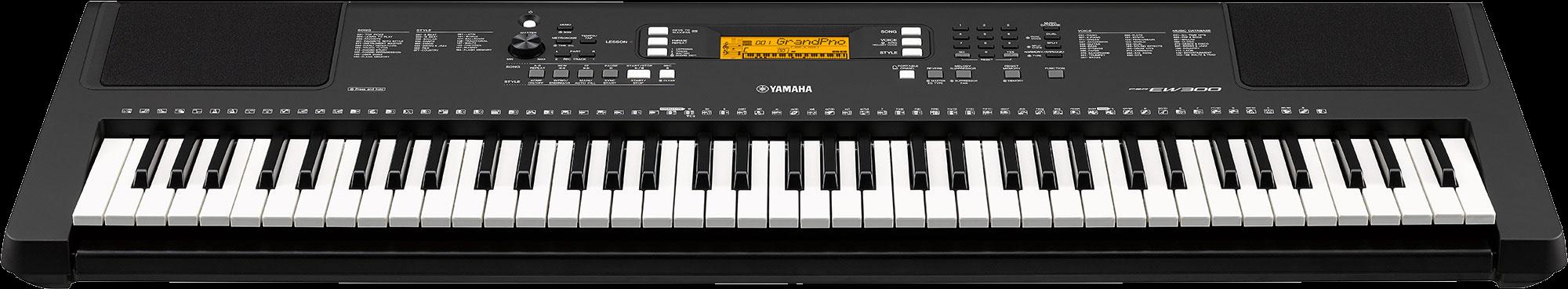 Yamaha psr ew300 tastiera for Yamaha psr ew300 keyboard