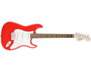 STRATOCASTER AFFINITY RW RACE RED