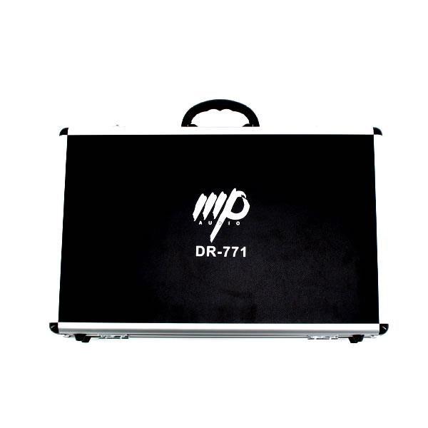 DR-771 7PZ SET MIC PER BATTERIA