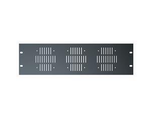 RS/278 Pannello per ventilazione, 3 unità rack
