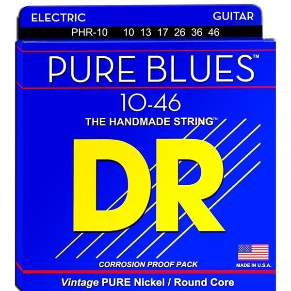 PHR10 10/46 PURE BLUES SET DI CORDE