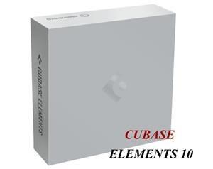 CUBASE ELEMENTS 10