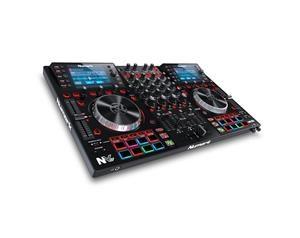 NVII: CONTROLLER 4 DECK CON DISPLAY LCD PER SERATO DJ