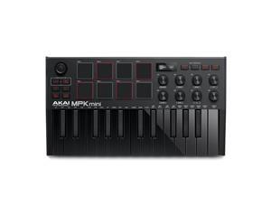 MPK MINI 3 CONTROLLER Black