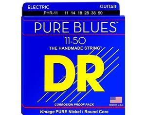 PHR11 11/50 PURE BLUES SET CORDE