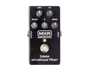 M82 MXR BASS ENVELOPE FILTER
