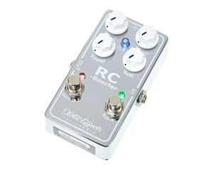 RC BOOSTER V2 OVERDRIVE BOOST PEDALE