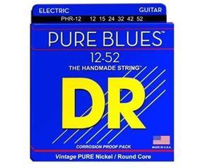 PHR12 PURE BLUES SET DI CORDE 12/52